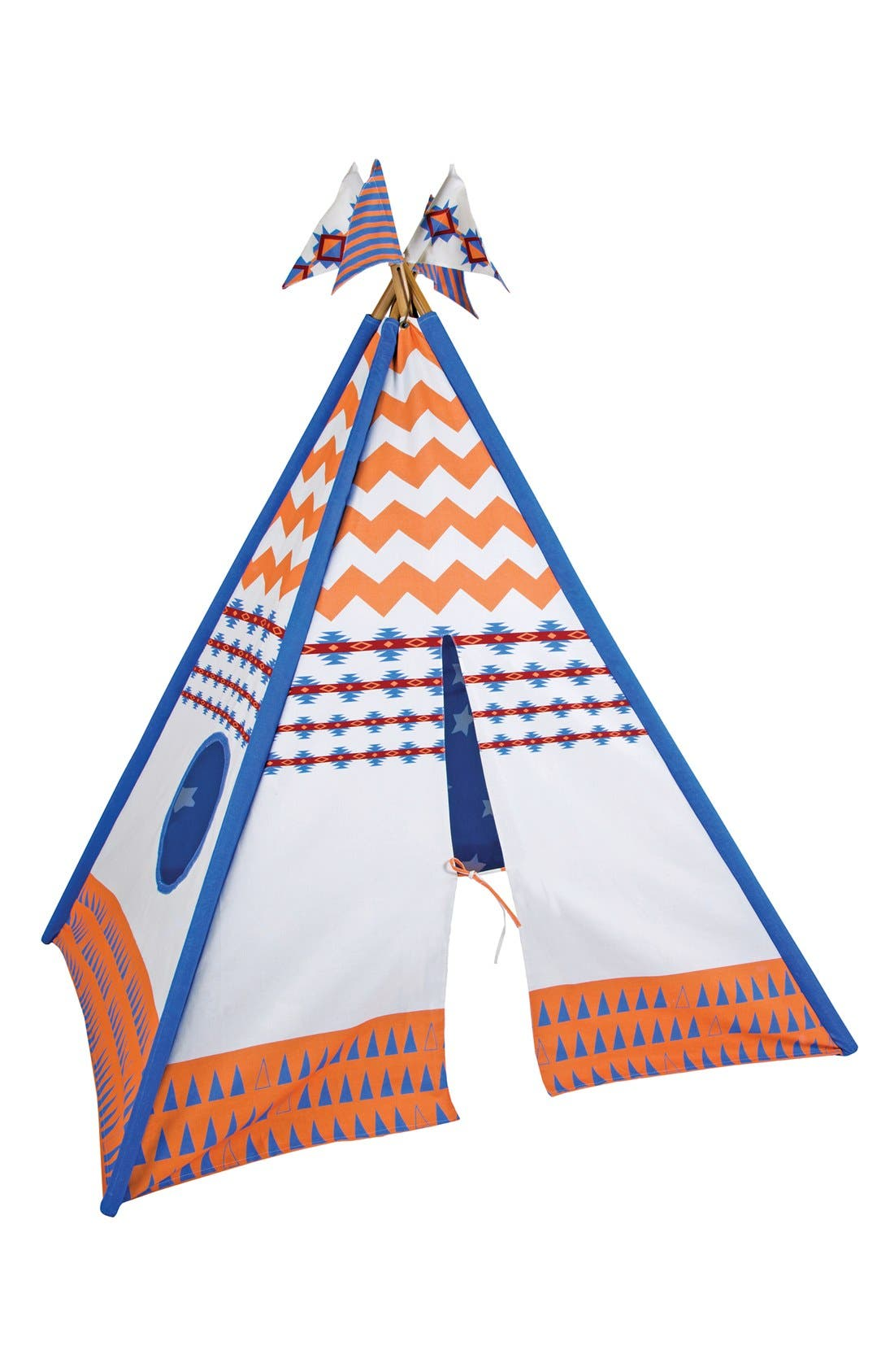 Alternate Image 2  - Pacific Play Tents 'Vintage' Cotton Canvas Teepee