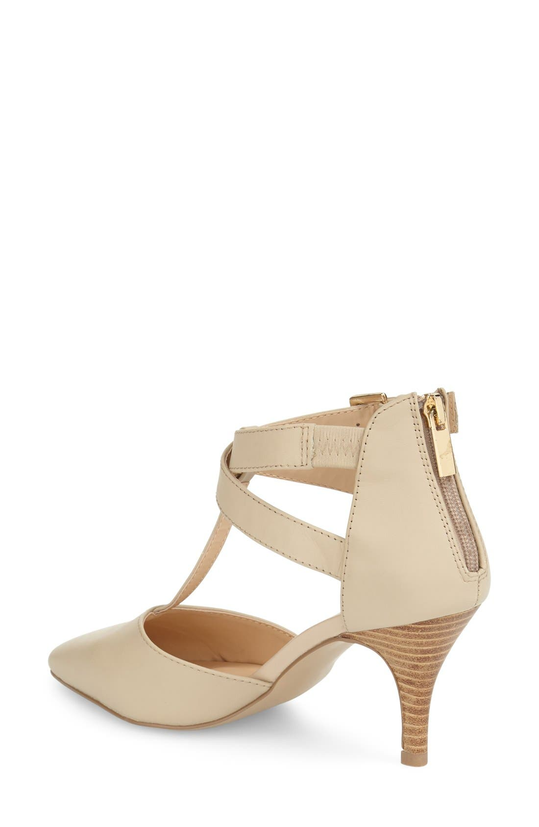 Alternate Image 2  - Sole Society 'Avalon' T-Strap Pump (Women)
