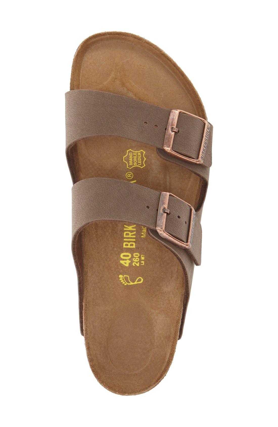 Alternate Image 3  - Birkenstock 'Arizona' Slide Sandal (Men)