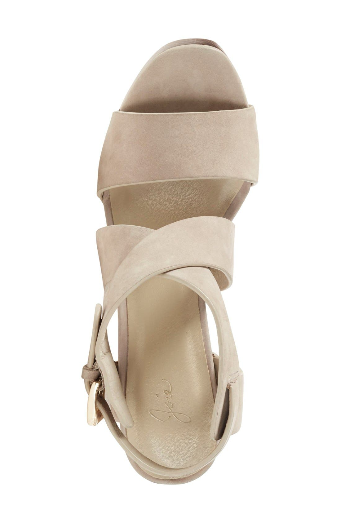 Alternate Image 3  - Joie 'Cecilia' Wedge Sandal (Women)