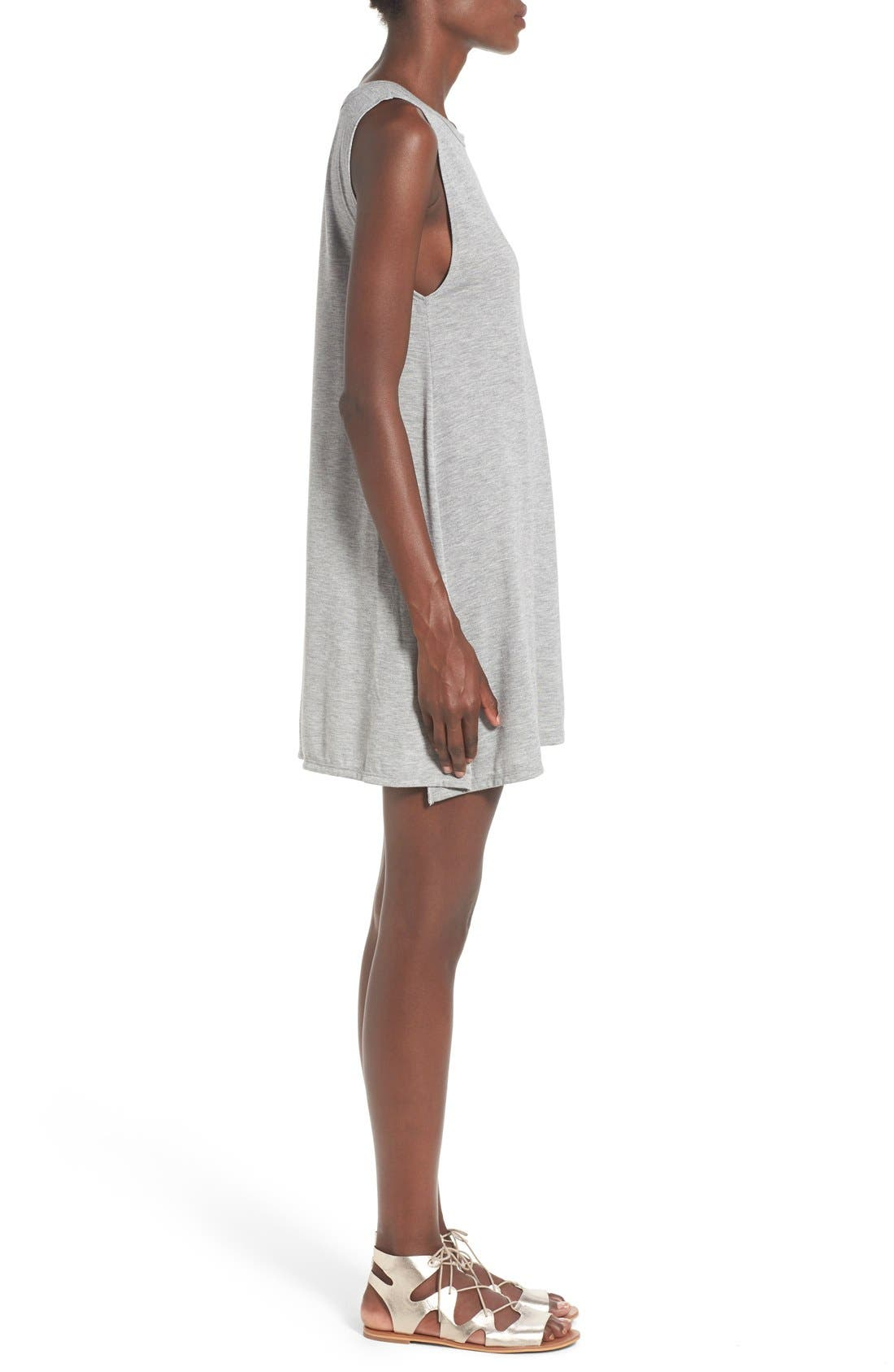 Alternate Image 3  - Billabong 'Last Call' Sleeveless Swing Dress