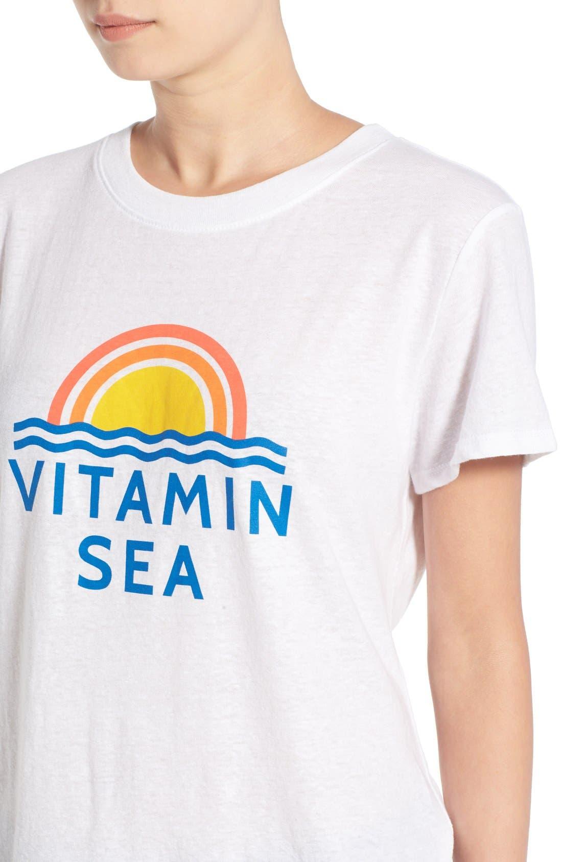 Alternate Image 4  - Sub_Urban Riot 'Vitamin Sea' Graphic Tee