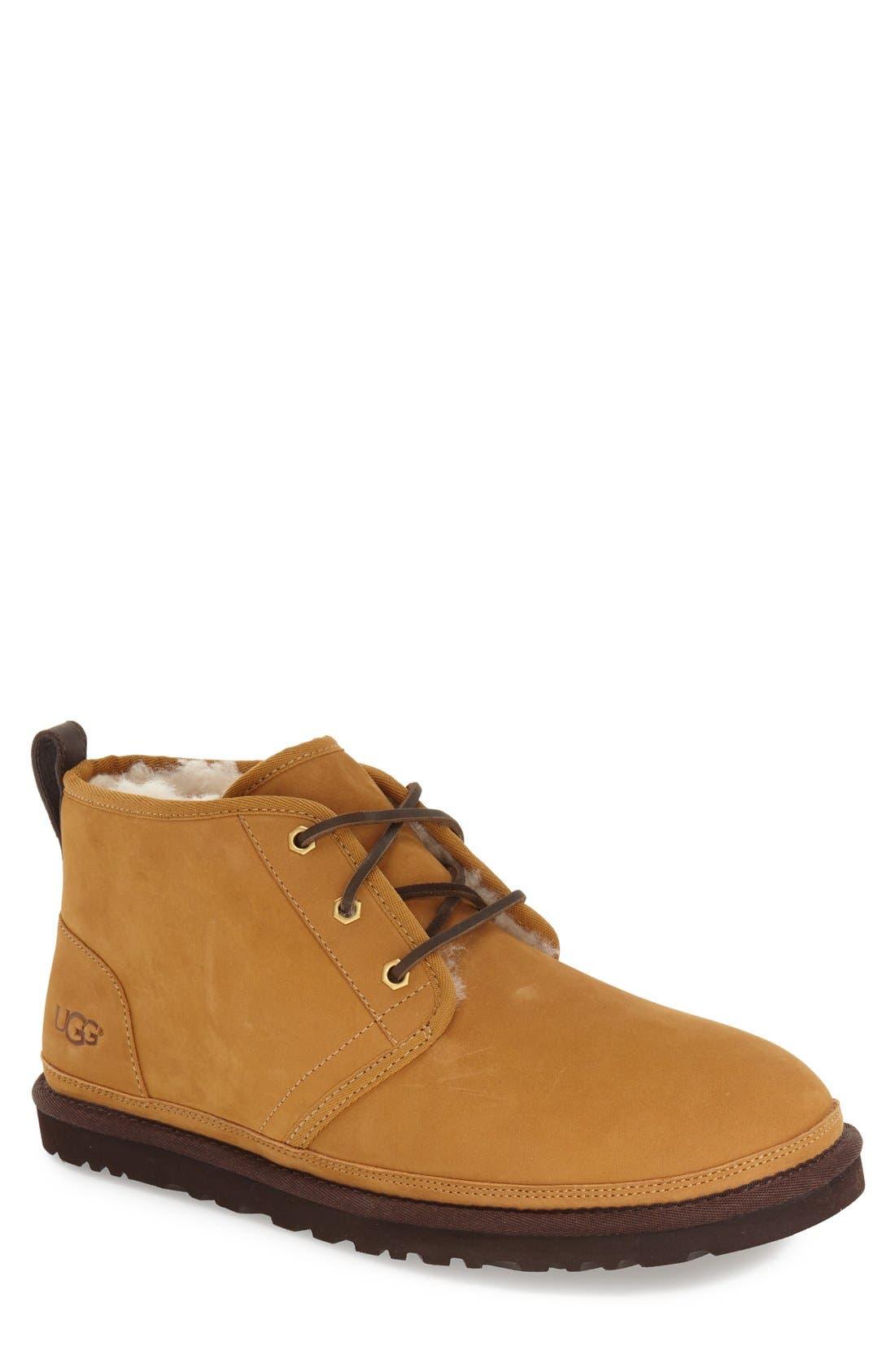 Alternate Image 1 Selected - UGG® Neumel Chukka Boot (Men)