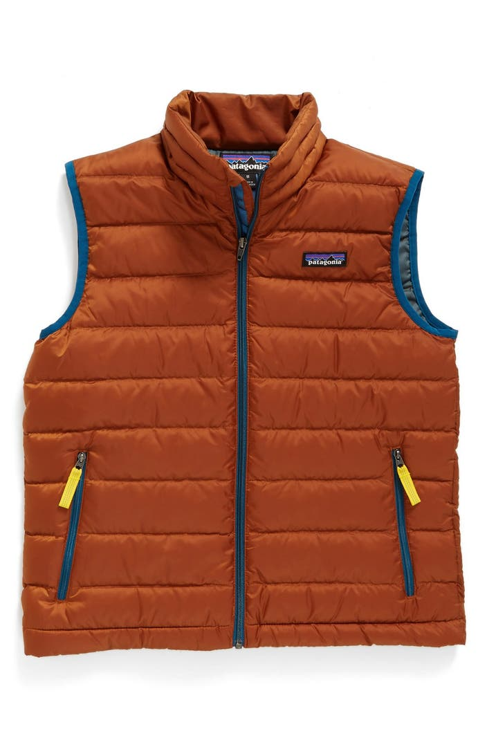 Patagonia Windproof Amp Water Resistant Down Sweater Vest