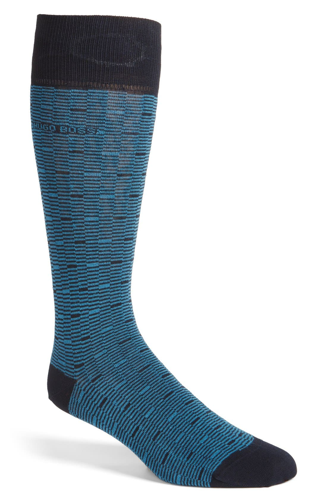 BOSS 'Feeder Stripe' Socks