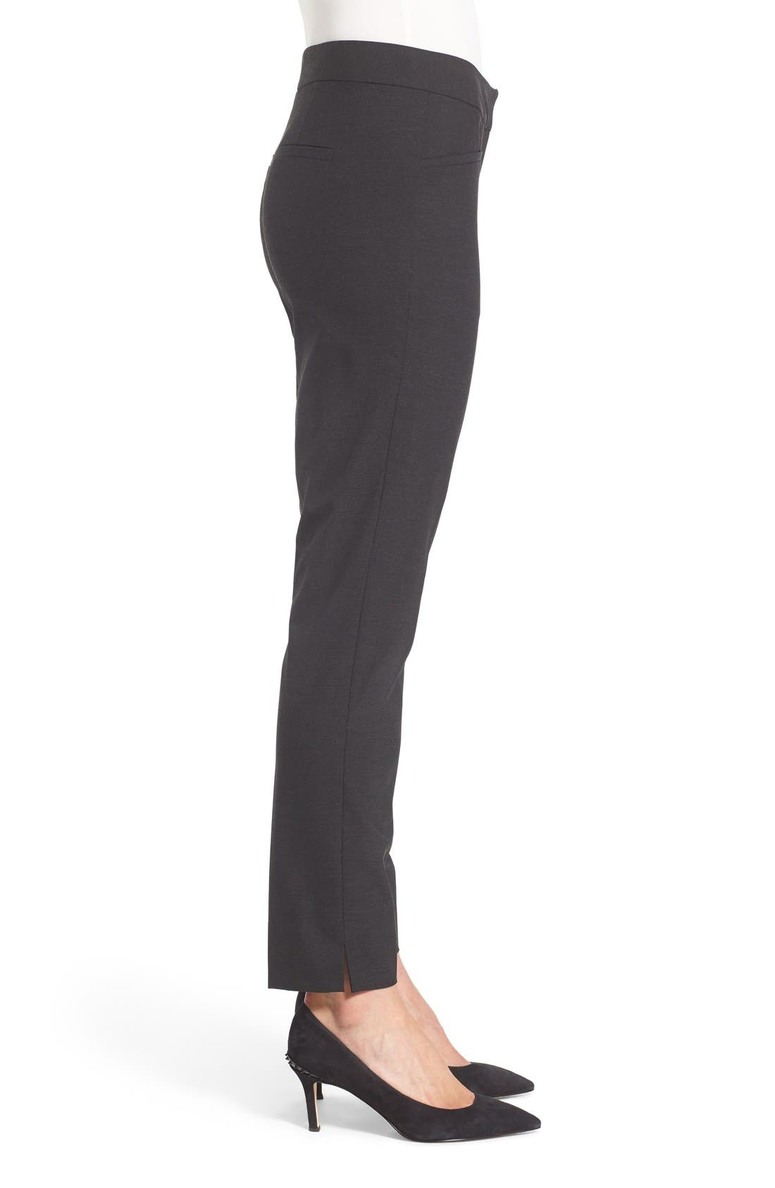 Alternate Image 3  - Halogen® Taylor Ankle Skinny Pants (Regular & Petite)