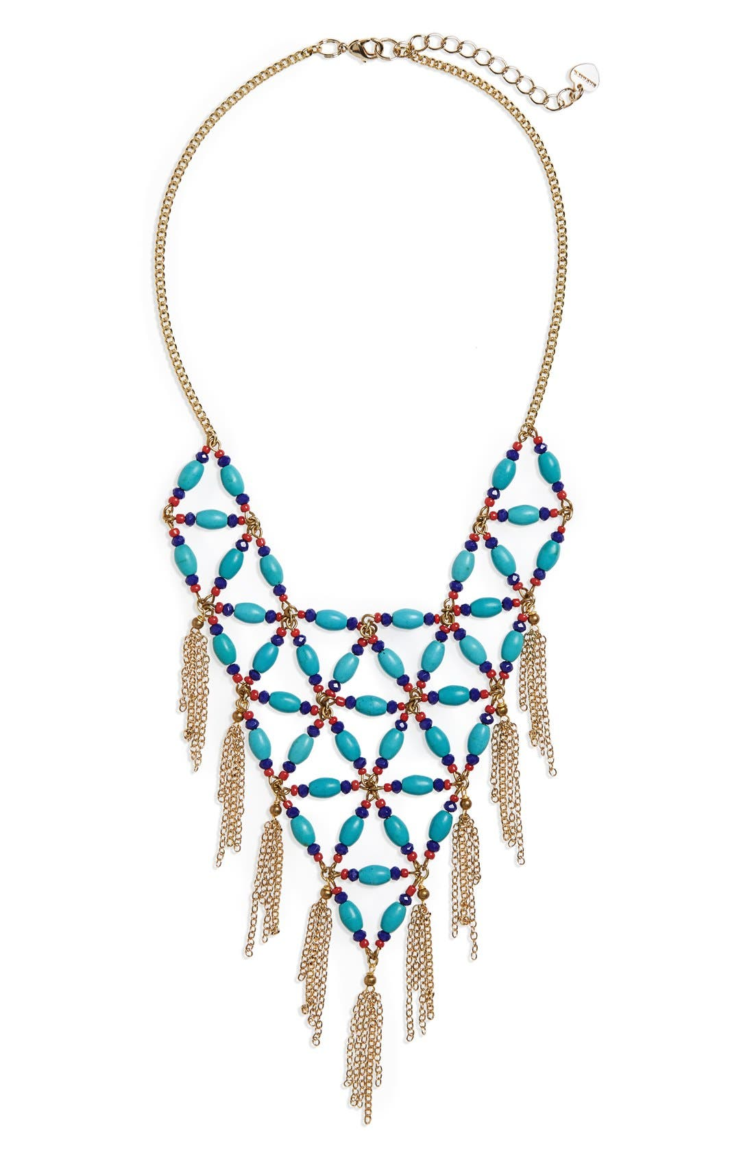 Alternate Image 1 Selected - Nakamol Design Beaded Statement Necklace