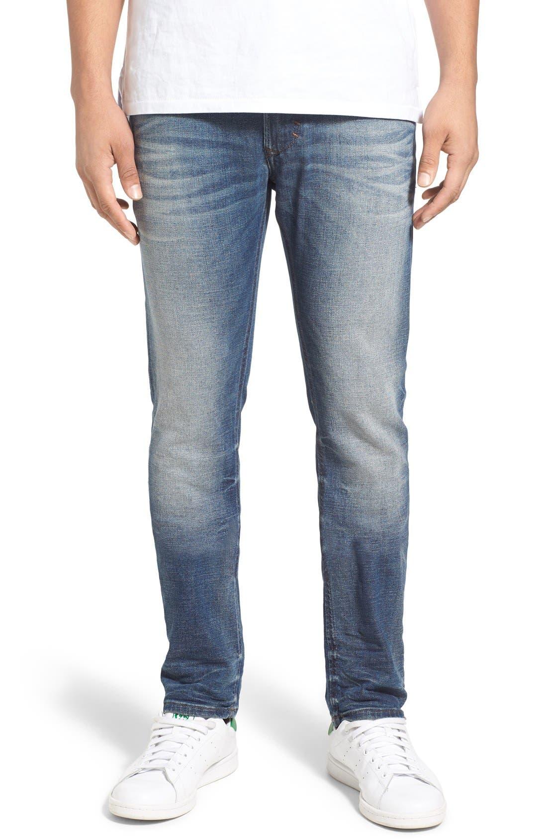 DIESEL® 'Thavar' Slim Fit Jeans