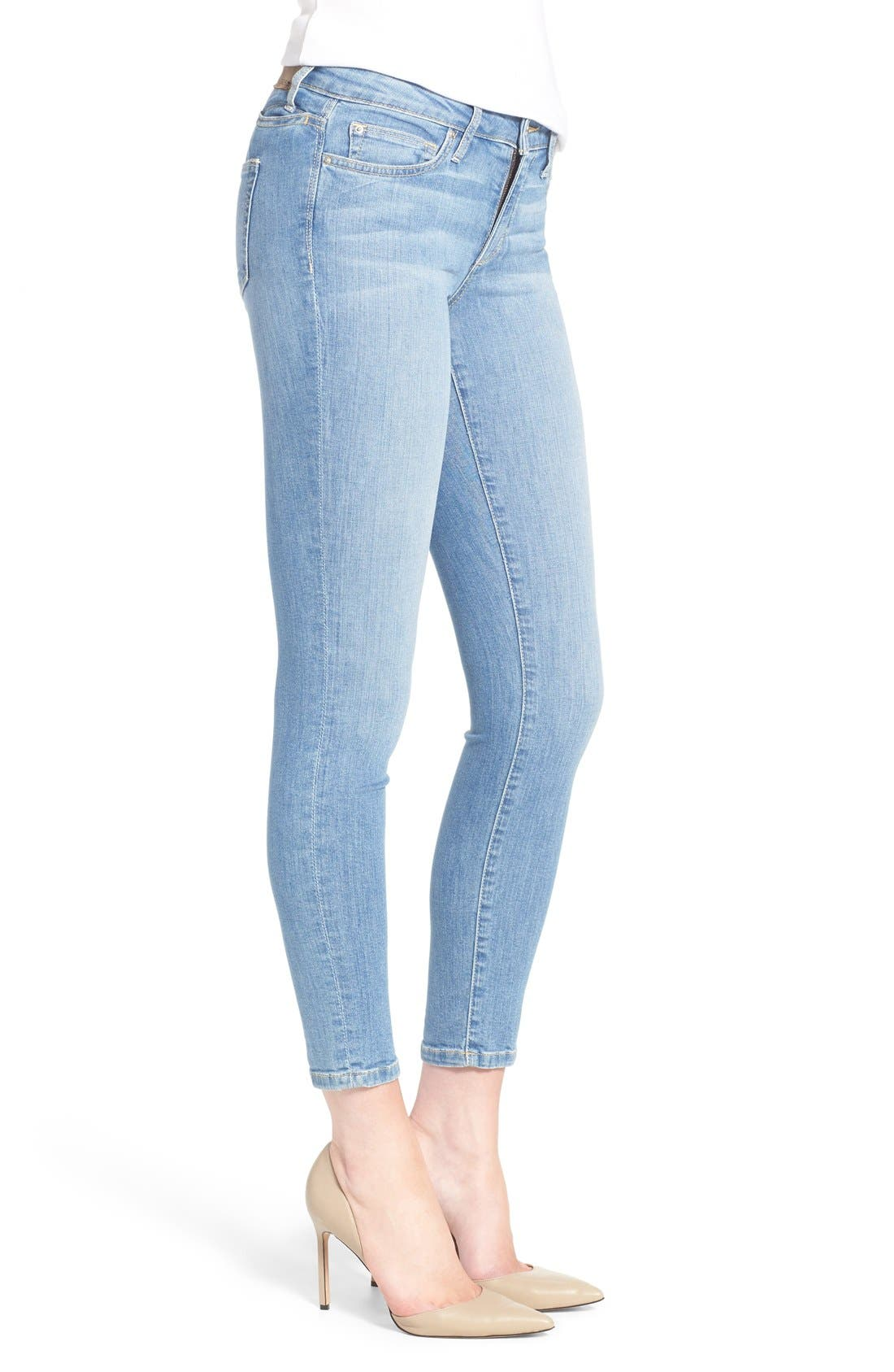 Alternate Image 3  - Joe's 'Vixen' Ankle Skinny Jeans with Phone Pocket (Mitzi)