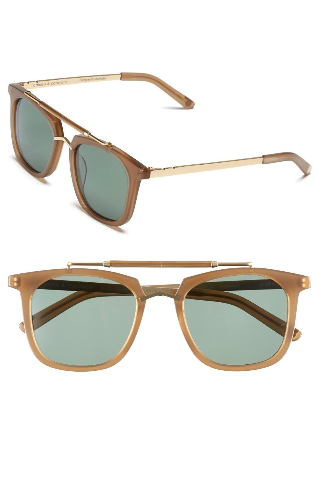 Amazing Camels Amp Caravans Sunglasses By Pared Eyewear  Moda Operandi
