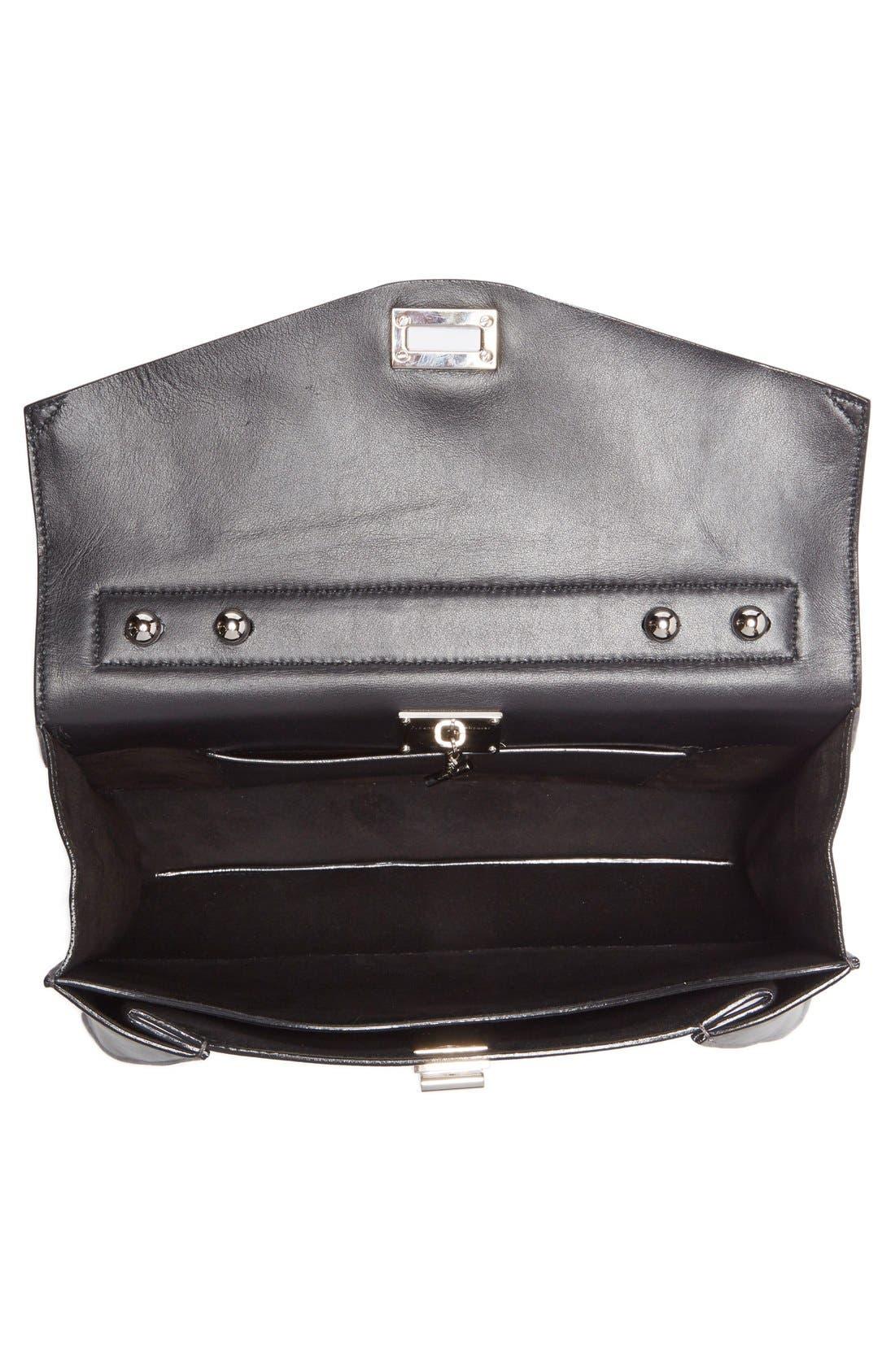 Alternate Image 3  - Proenza Schouler 'Medium Hava' Top Handle Calfskin Leather Satchel