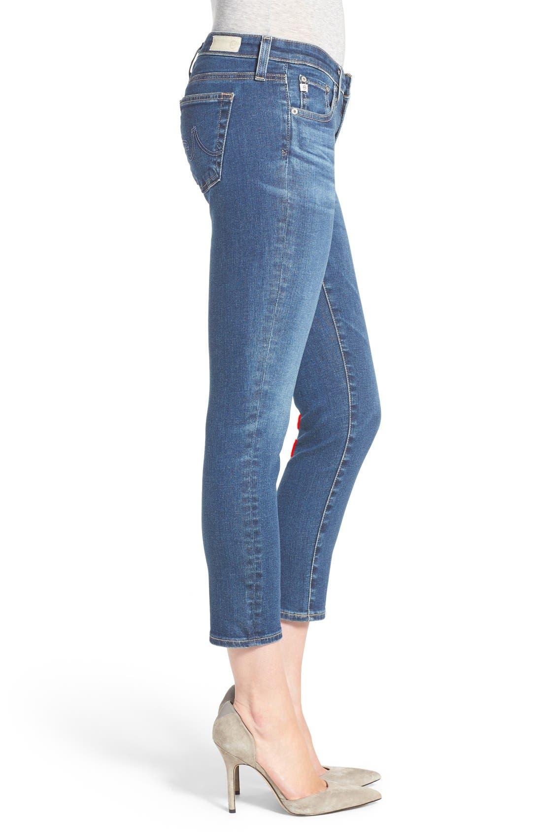 Alternate Image 3  - AG Jeans 'The Stilt' Crop Skinny Stretch Jeans