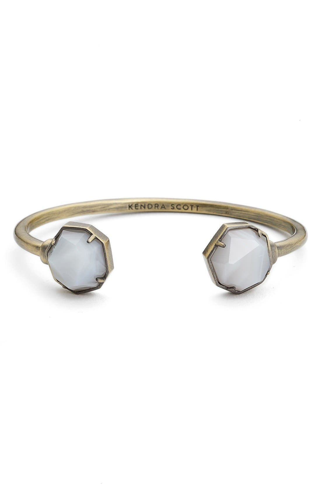 Alternate Image 1 Selected - Kendra Scott 'Brinkley' Cuff