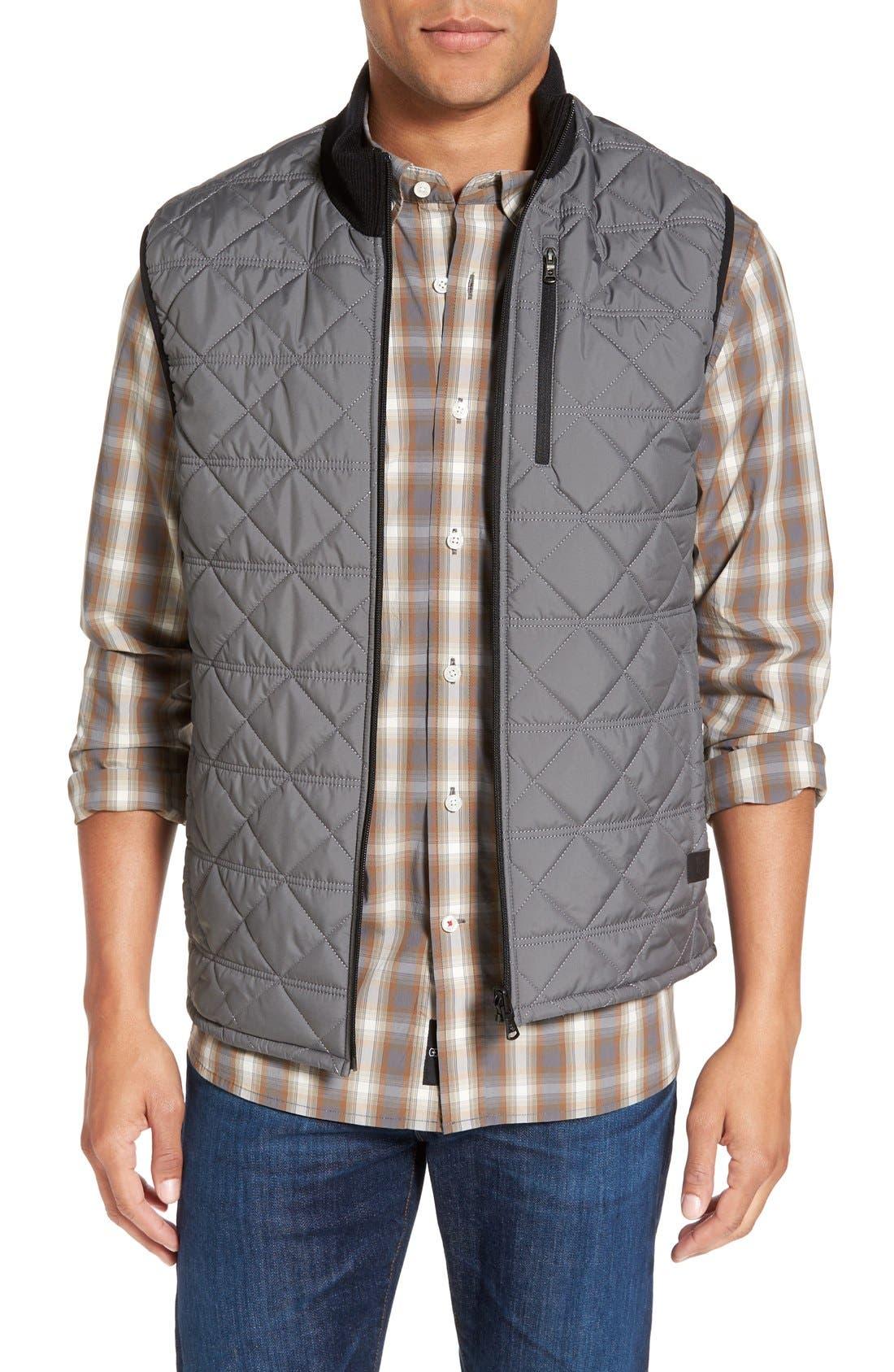 Victorinox Swiss Army® Quilted Matterhorn II Water Repellent Vest