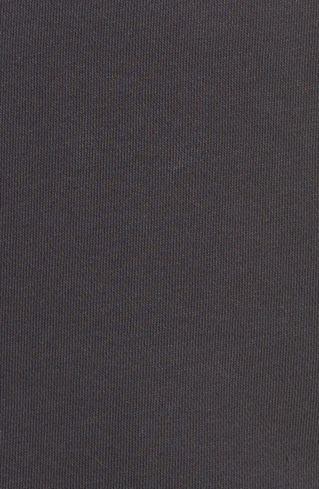 Alternate Image 5  - adidas Originals Trefoil Crewneck Sweatshirt