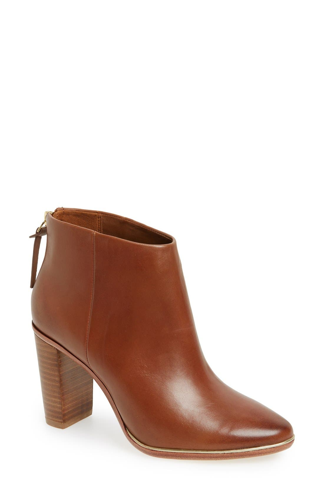 Ted Baker London 'Lorca 3' Leather Bootie (Women)