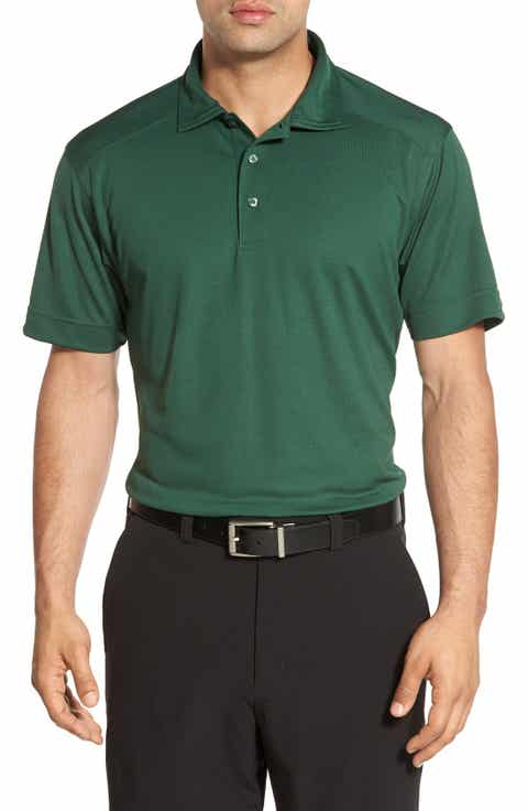 Cutter   Buck 'Genre' DryTec Moisture Wicking Polo (Big   Tall)