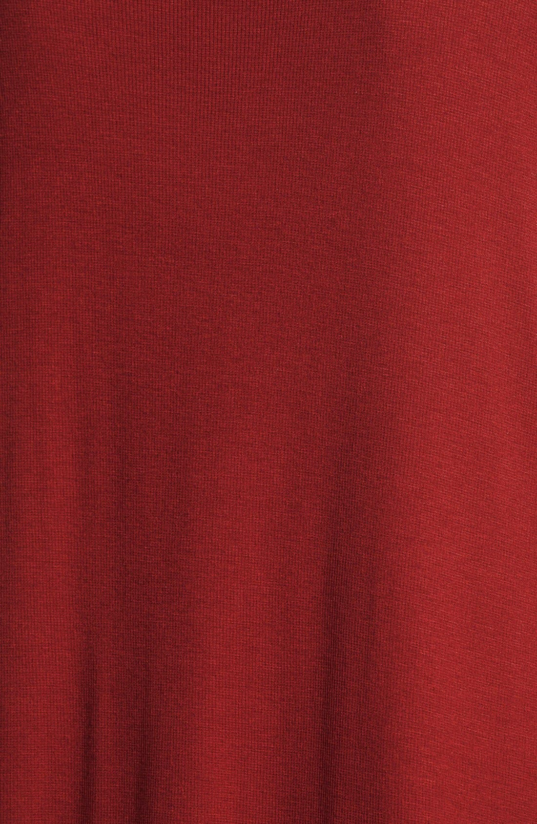 Alternate Image 5  - BP. High/Low Stretch Knit Tee