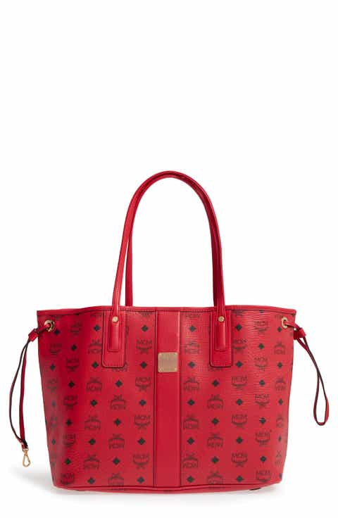 MCM Medium Liz Reversible Shopper