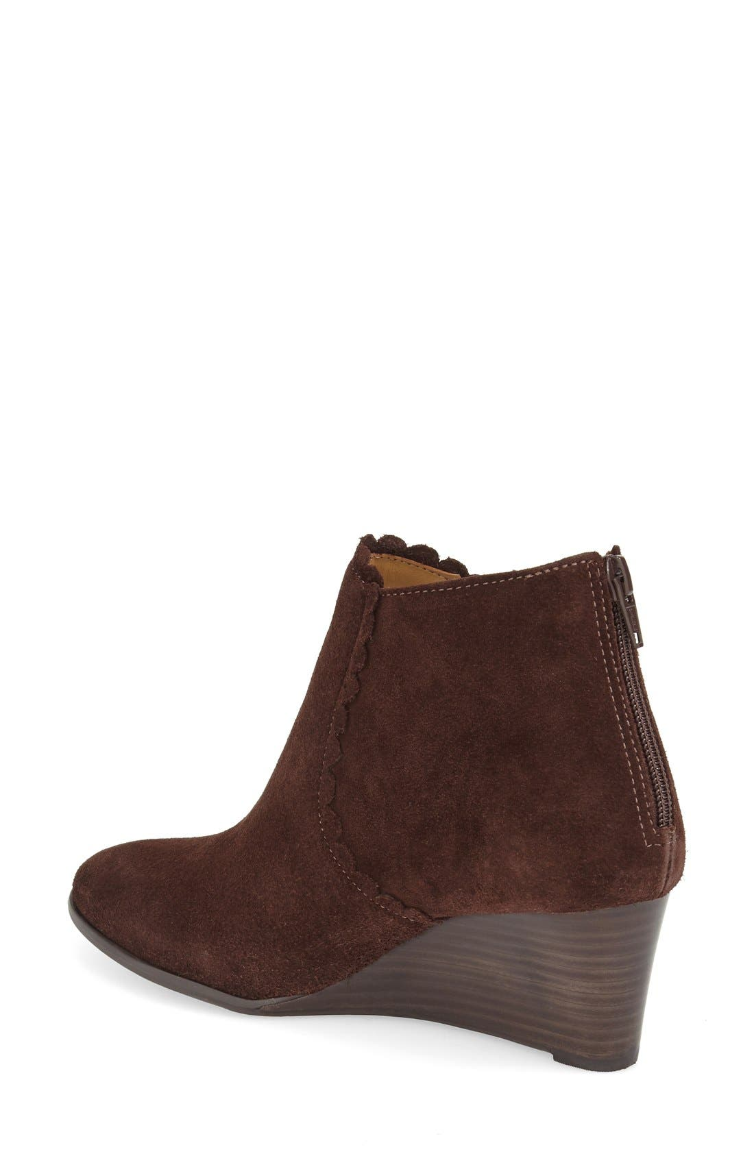 Alternate Image 2  - Jack Rogers 'Emery' Wedge Bootie (Women)