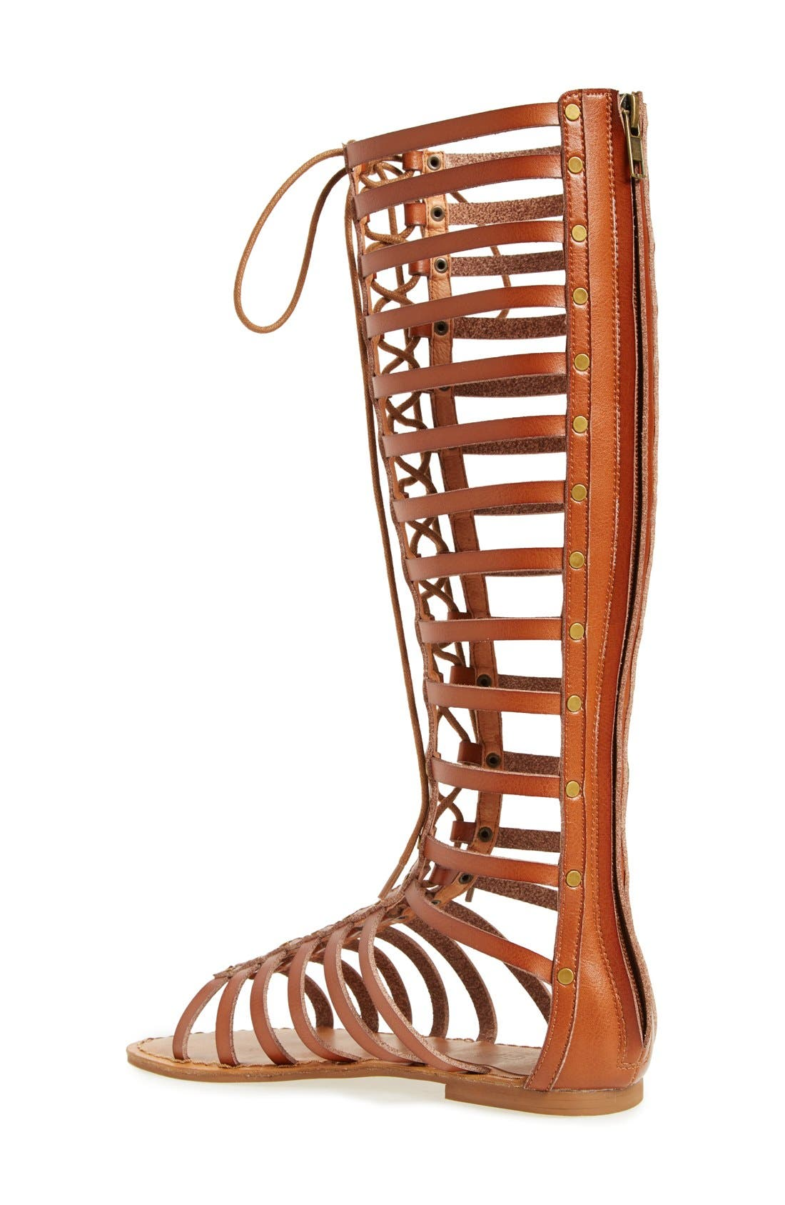 Alternate Image 2  - ZiGi girl 'Jacee' Tall Gladiator Sandal (Women)