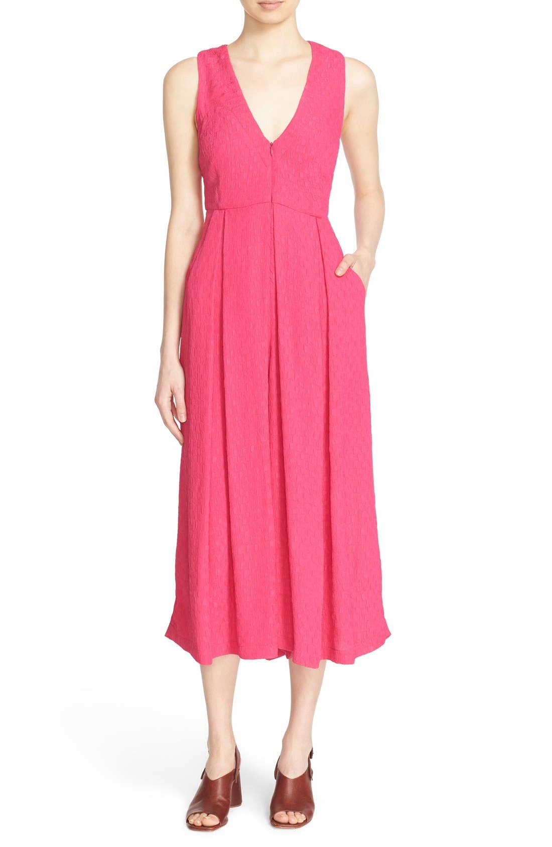 Alternate Image 1 Selected - Rachel Comey 'Rhoads' Jumpsuit