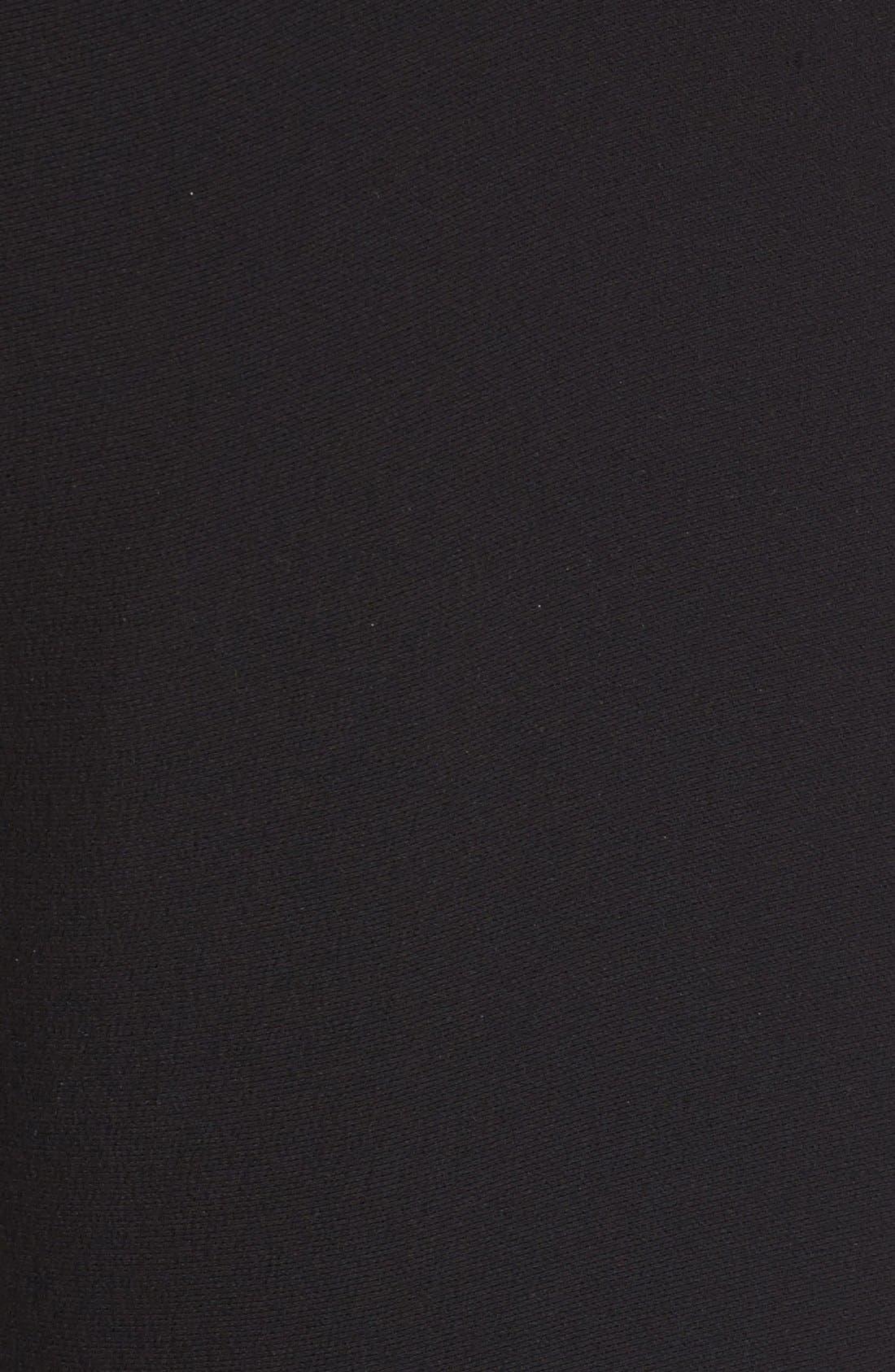 Alternate Image 3  - Brandon Maxwell One-Shoulder Wide Leg Jumpsuit