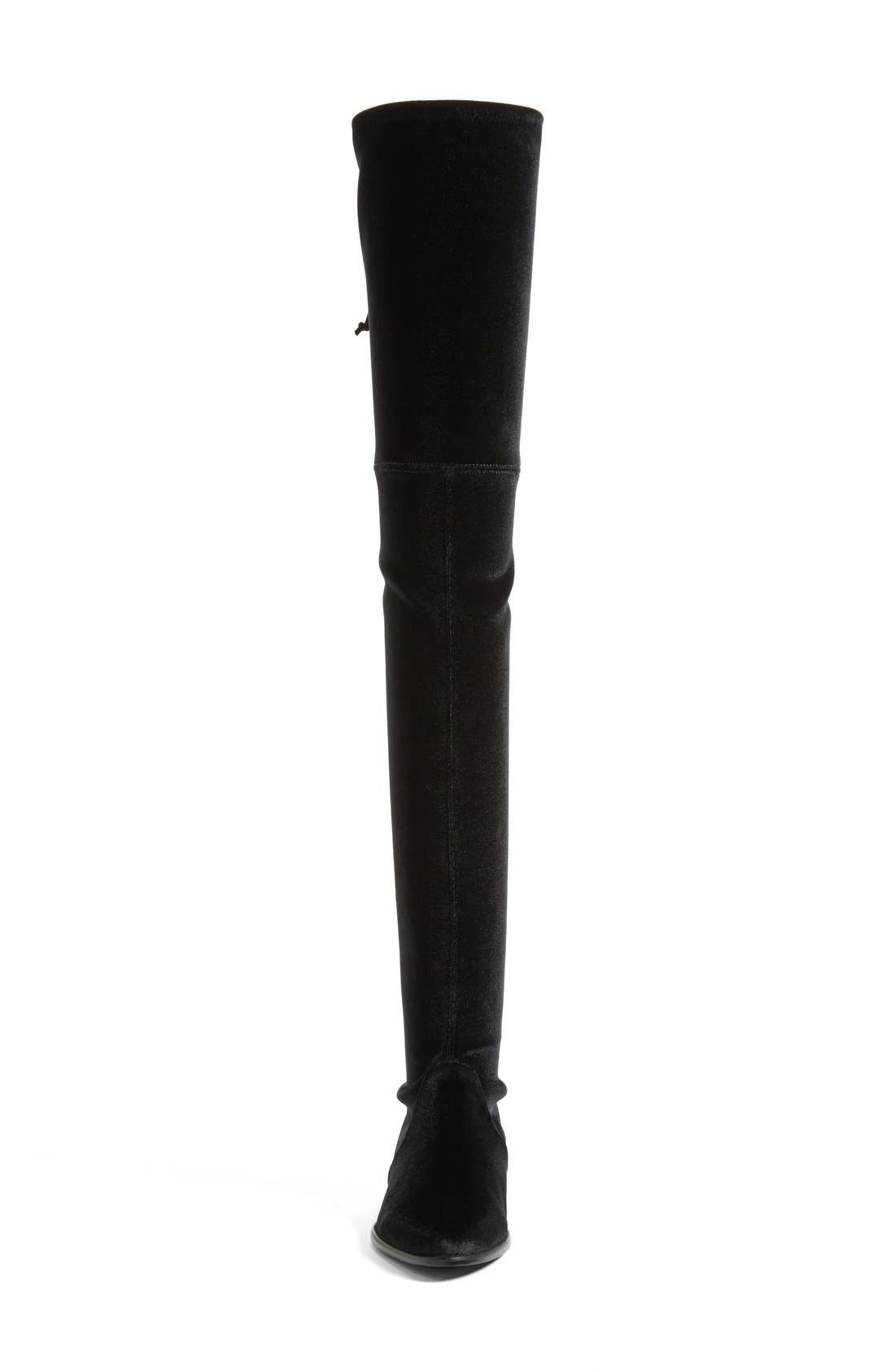 Alternate Image 3  - Stuart Weitzman 'Leggylady' Over the Knee Boot (Women)