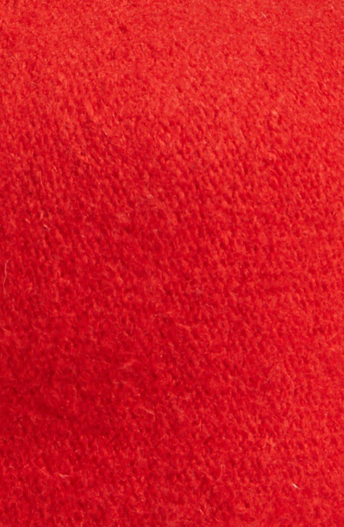 Alternate Image 2  - Helene BermanStudded Ears WoolBlend Cap