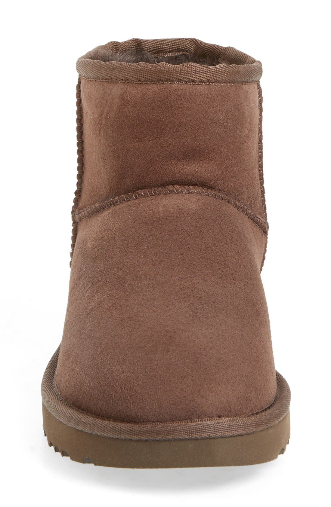 Alternate Image 3  - UGG® 'Classic Mini II' Genuine Shearling Lined Boot (Women)