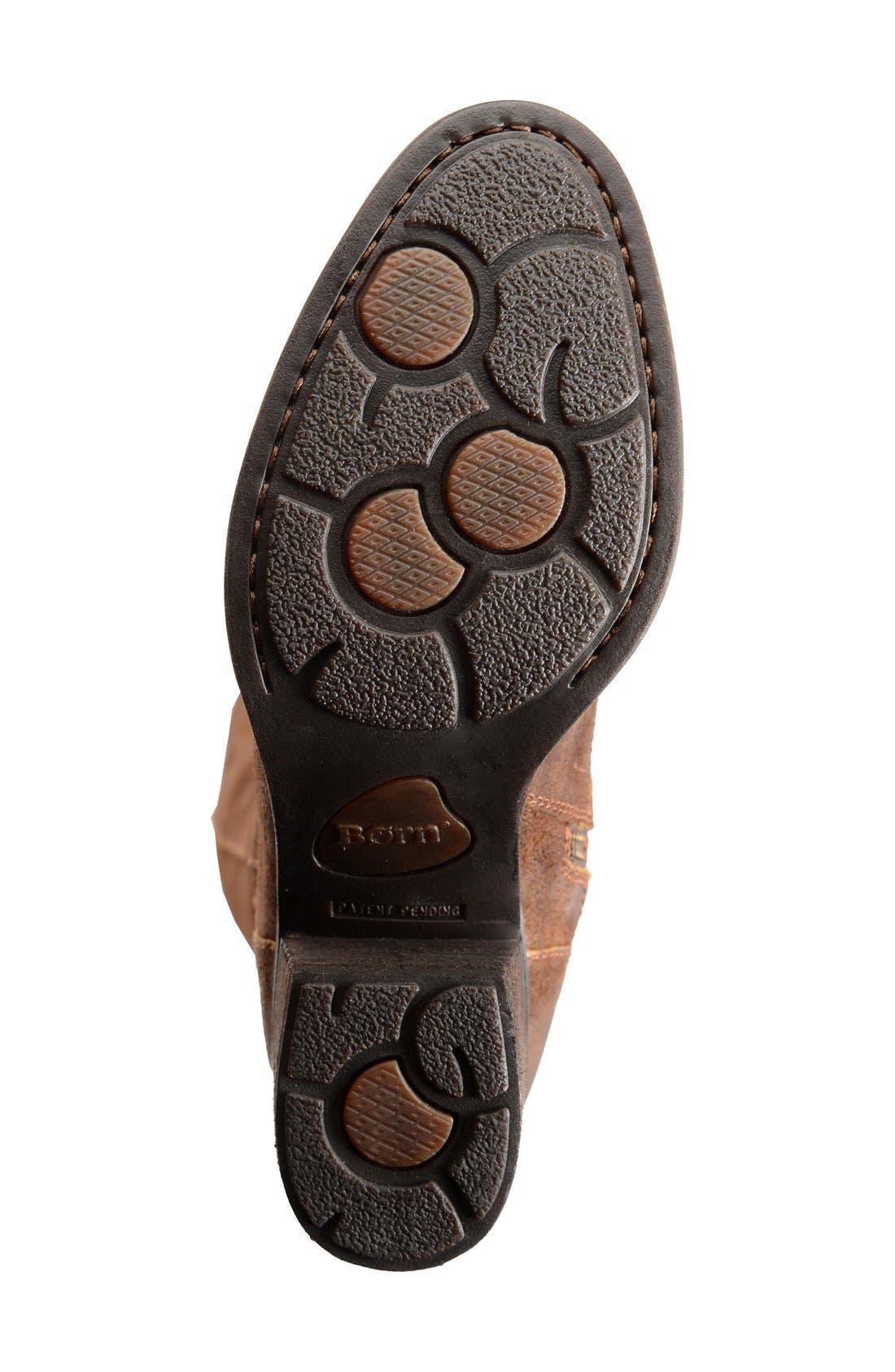 Alternate Image 4  - Børn 'Gallinara' Over the Knee Boot (Women)