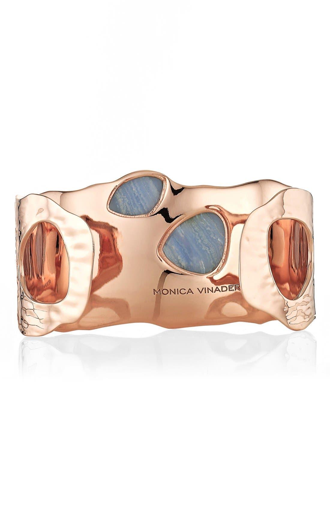 Alternate Image 5  - Monica Vinader 'Siren Odyssey' Semiprecious Stone Cuff