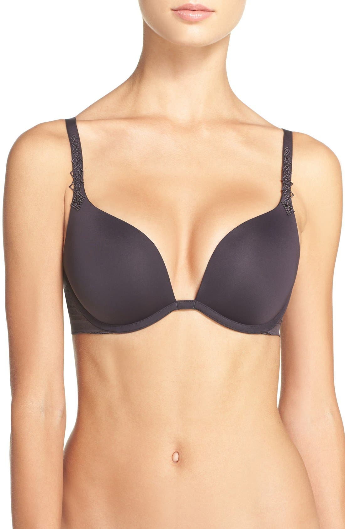 Simone Perele 'Muse' Underwire Plunge Push-Up Bra