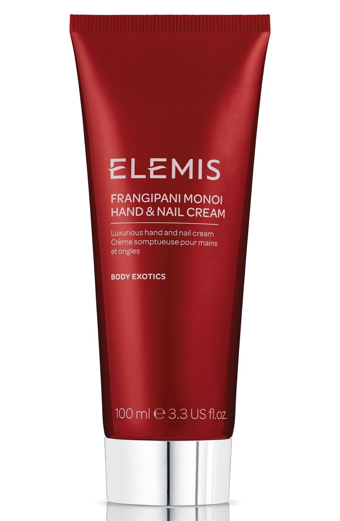 Elemis Frangipani Monoi Hand & Nail Cream