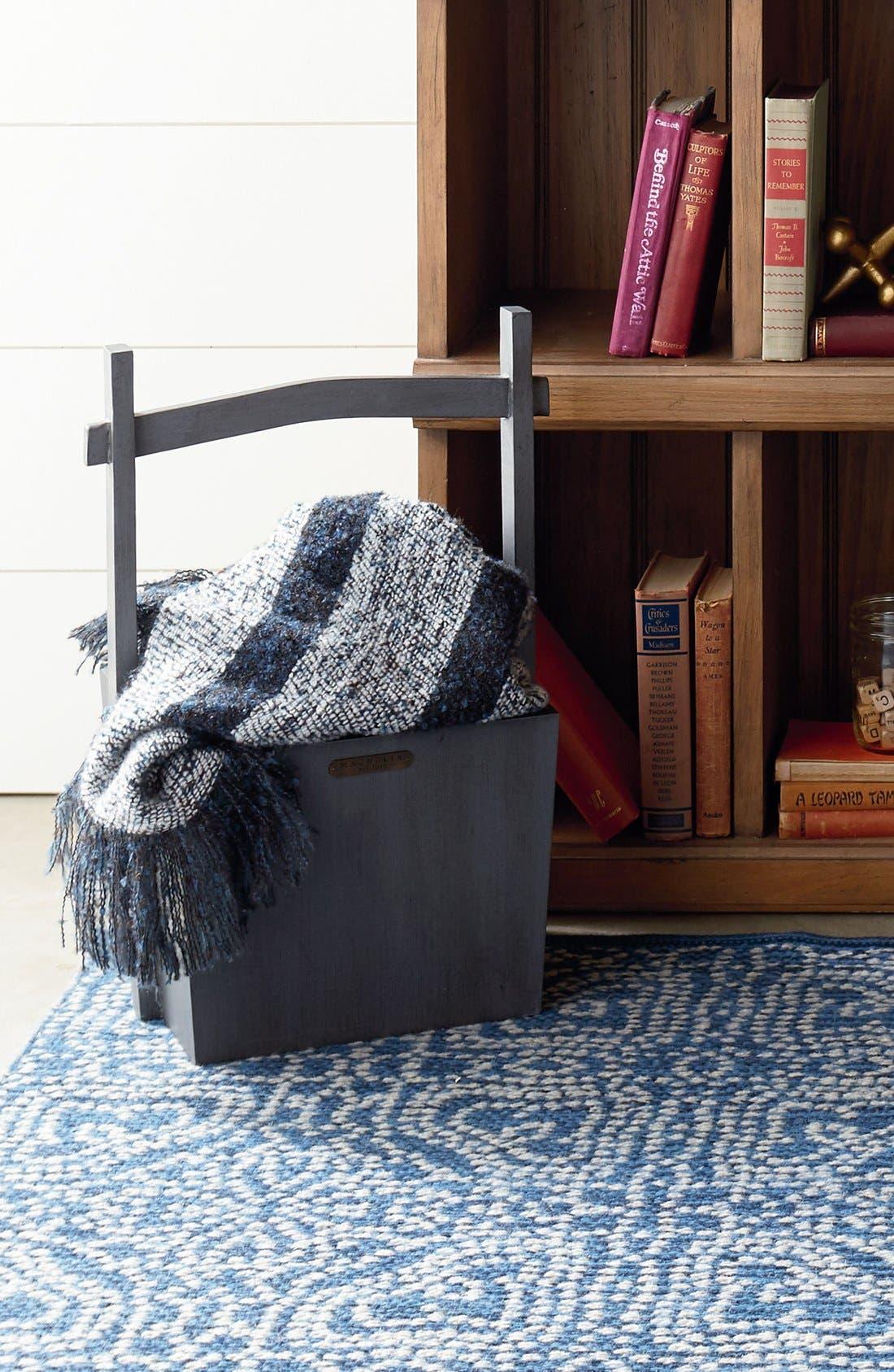 Alternate Image 2  - Magnolia Home Wooden Basket