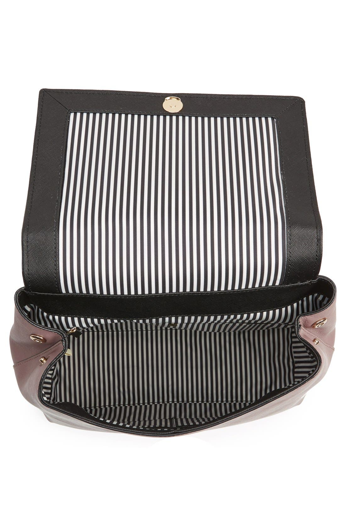 Alternate Image 4  - kate spade new york 'cameron street - neema' leather backpack