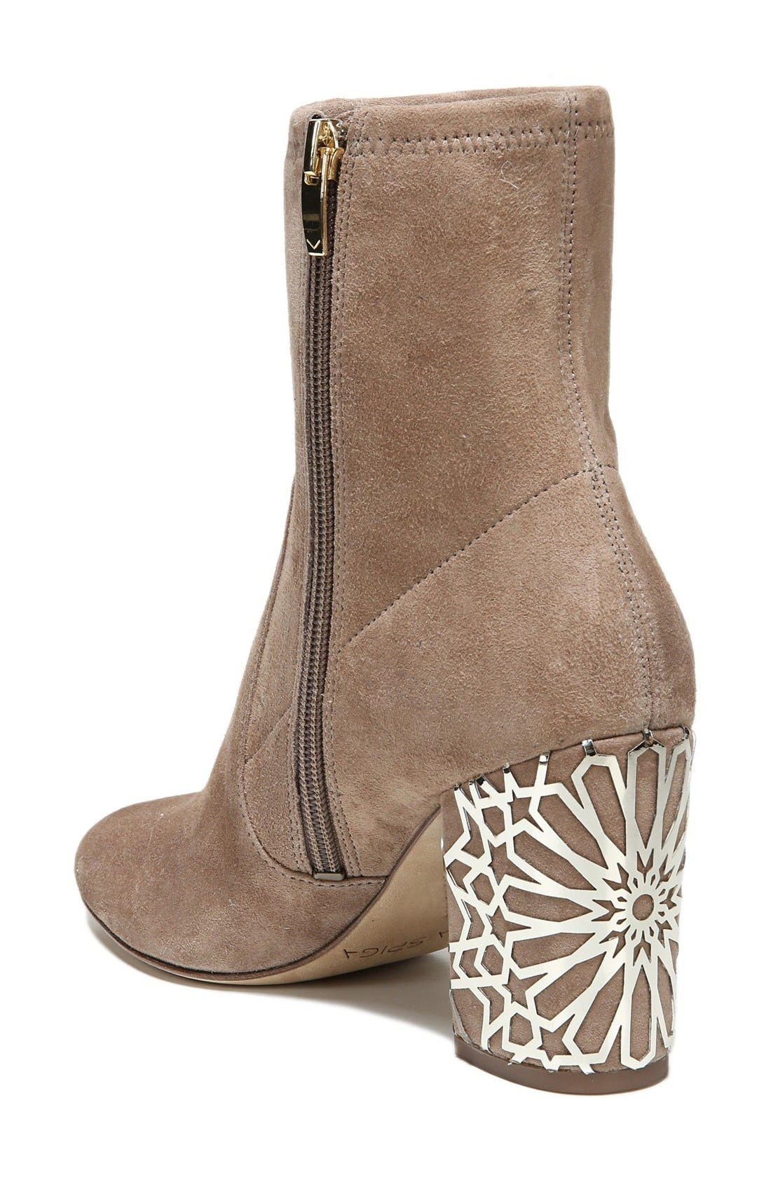 Alternate Image 2  - Via Spiga 'Daisie' Caged Heel Bootie (Women)