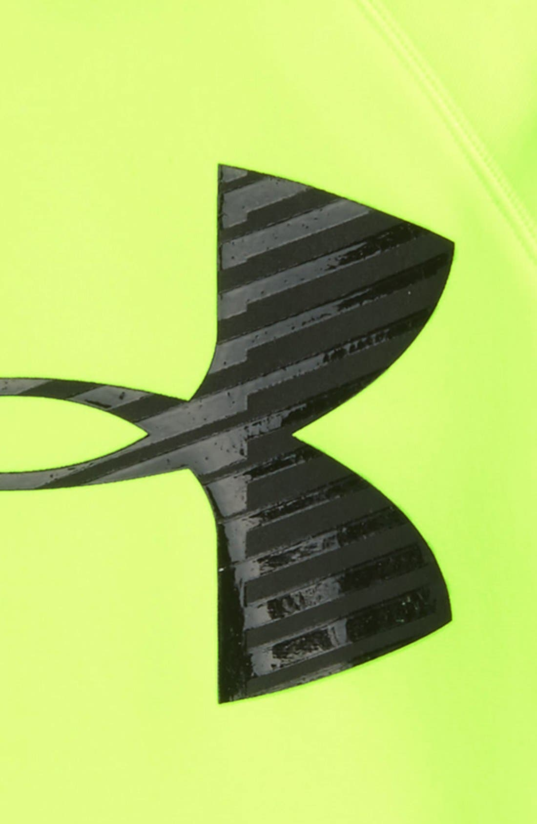 Alternate Image 2  - Under Armour 'Storm Armour®' Water Repellent Hoodie (Little Boys & Big Boys)