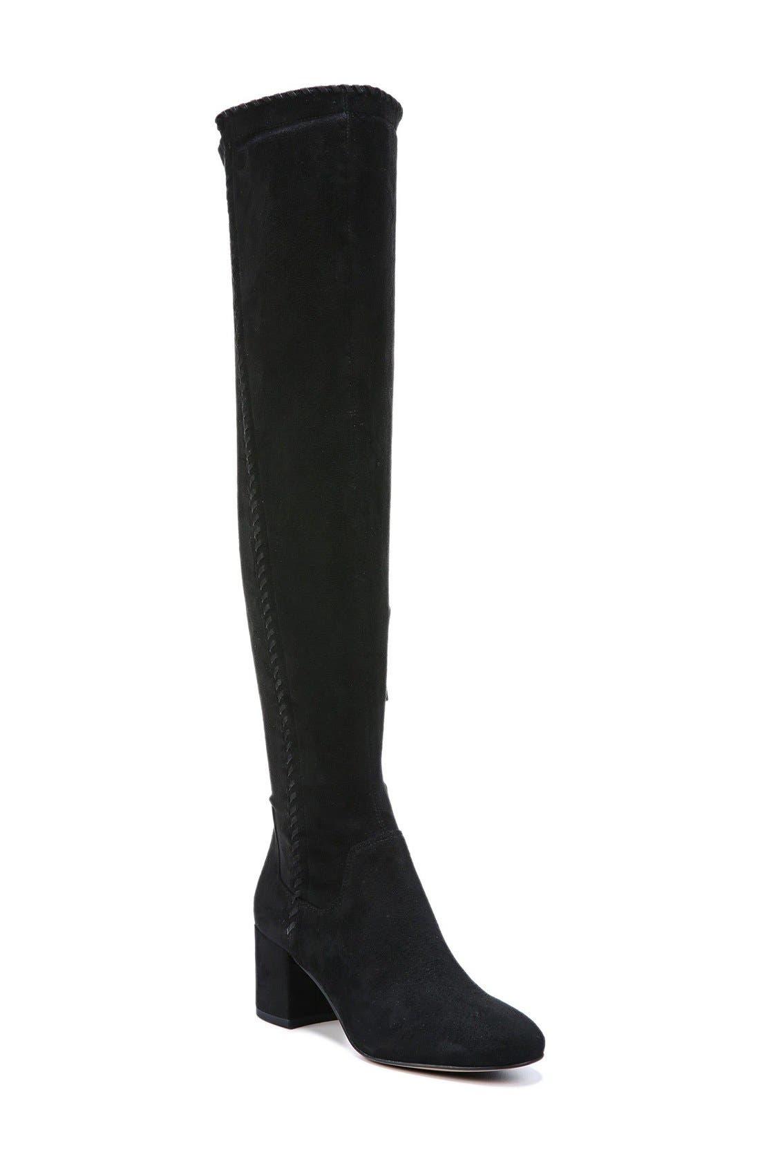 Alternate Image 1 Selected - SARTO by Franco Sarto Kayda Tall Stretch Boot (Women)