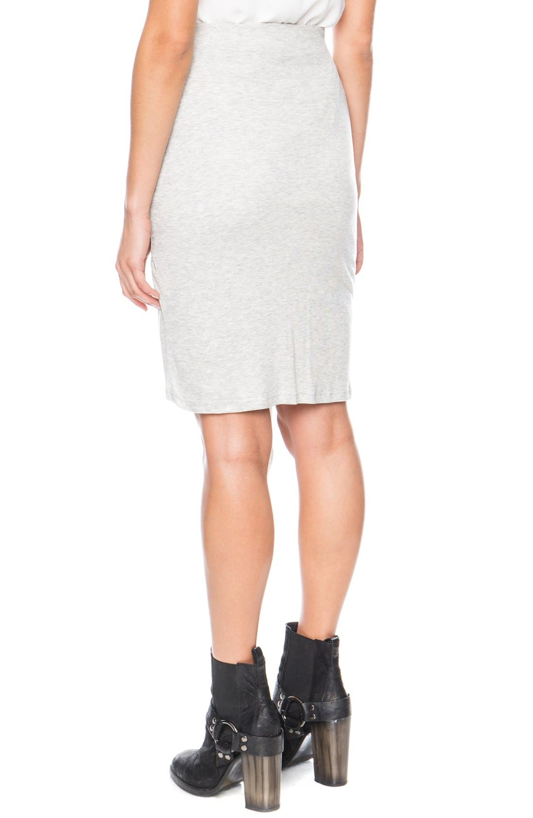 Alternate Image 2  - The Fifth Label 'Discovery' Knit Pencil Skirt