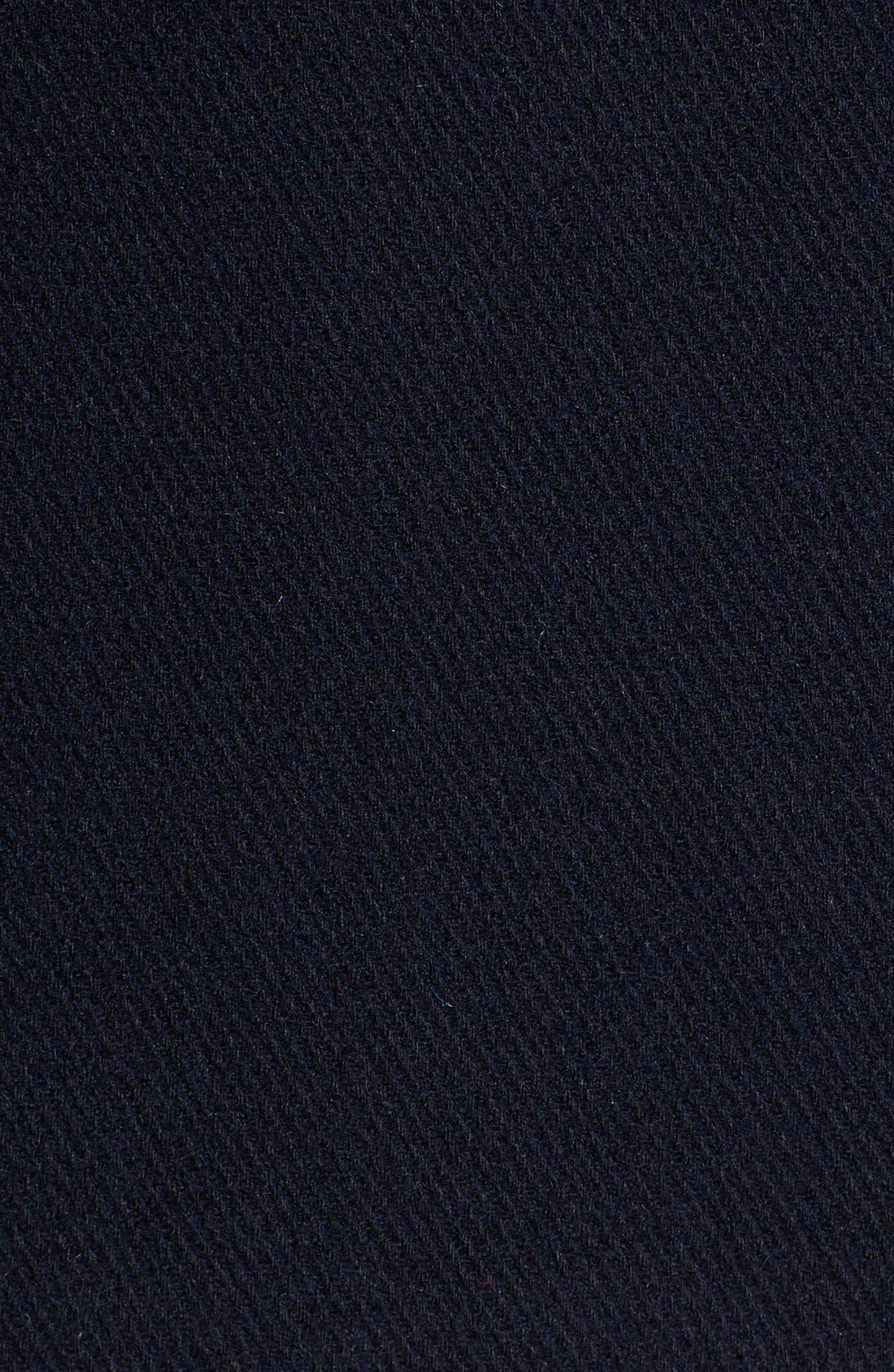 Alternate Image 5  - kate spade new york wool blend peacoat