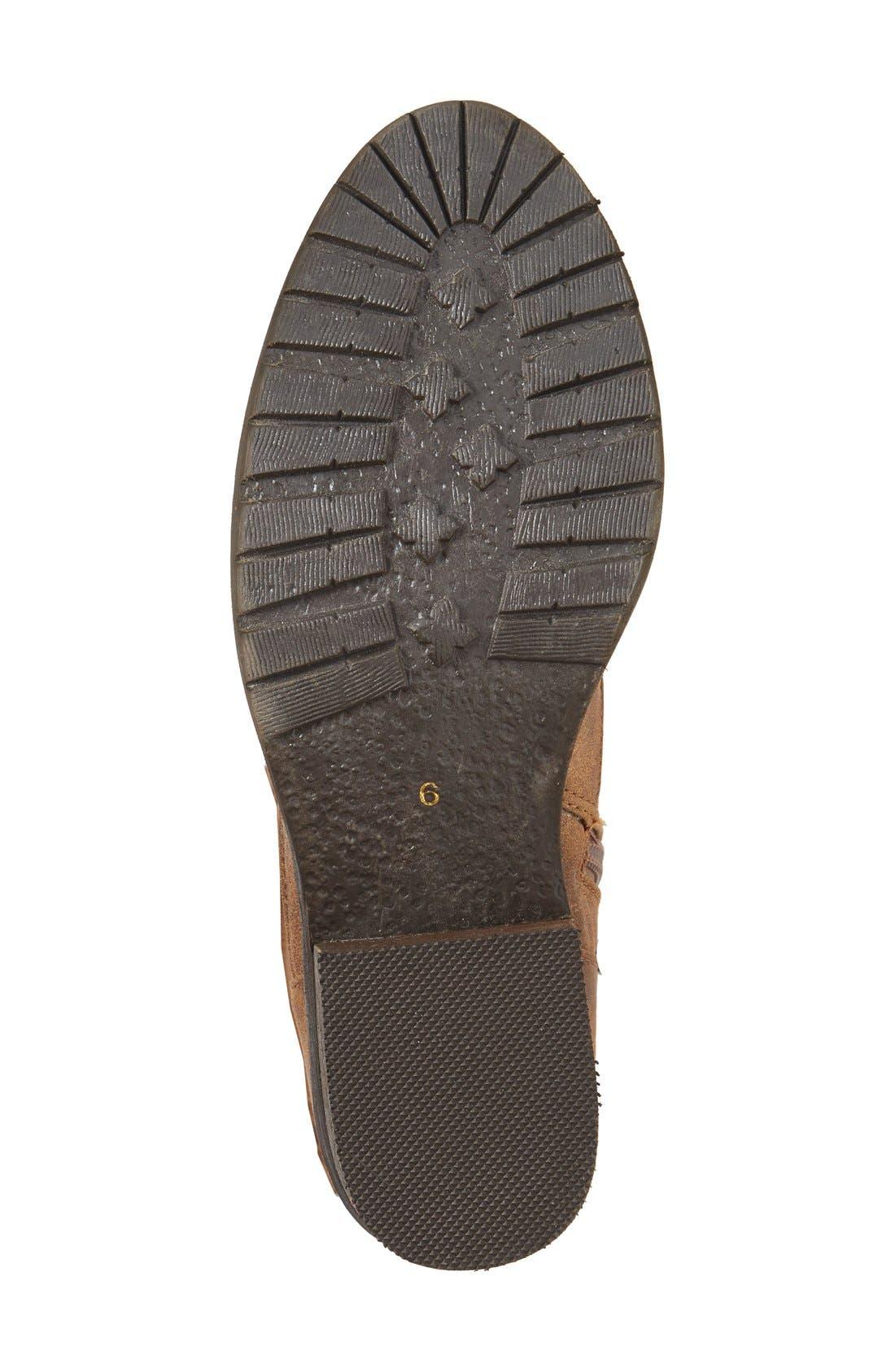 Alternate Image 4  - Very Volatile Densey Over the Knee Boot (Women)