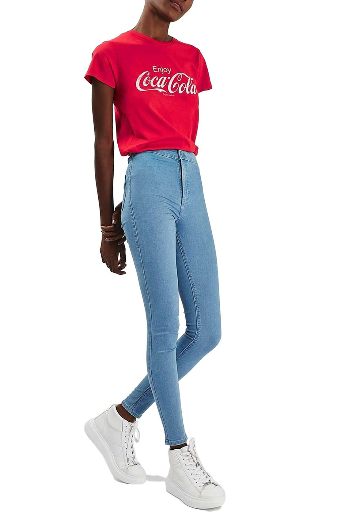 Alternate Image 2  - Topshop 'Coca Cola' Graphic Tee