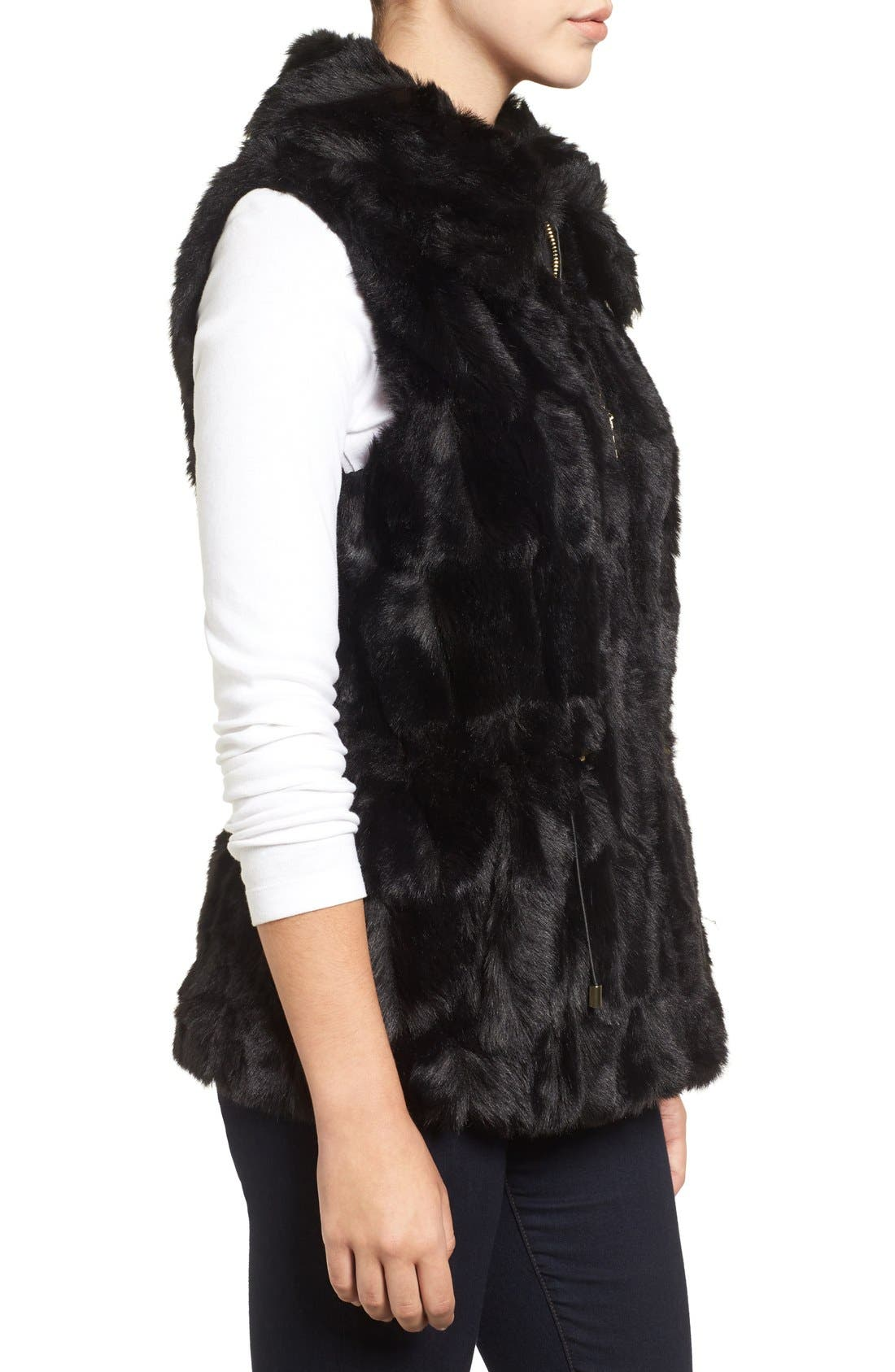 Alternate Image 3  - Chaus Faux Fur Vest