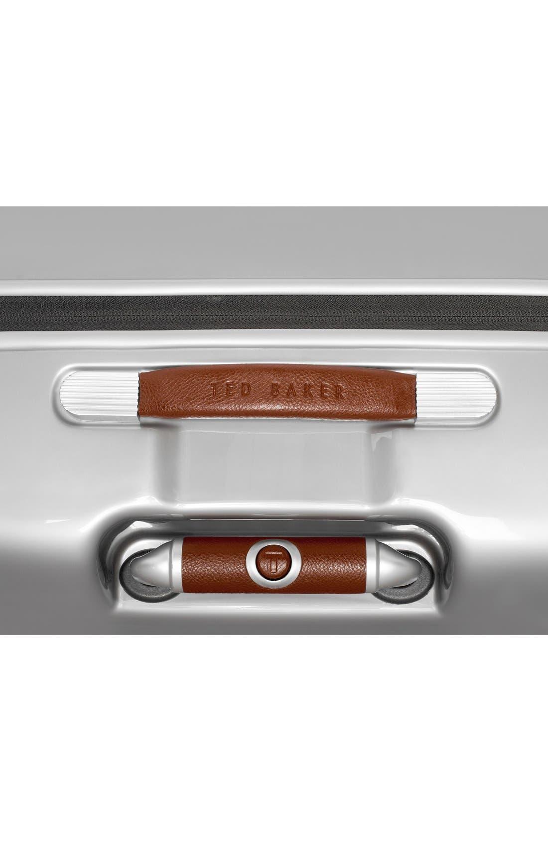 Alternate Image 5  - Ted Baker London Large Four Wheel Suitcase (31 Inch)