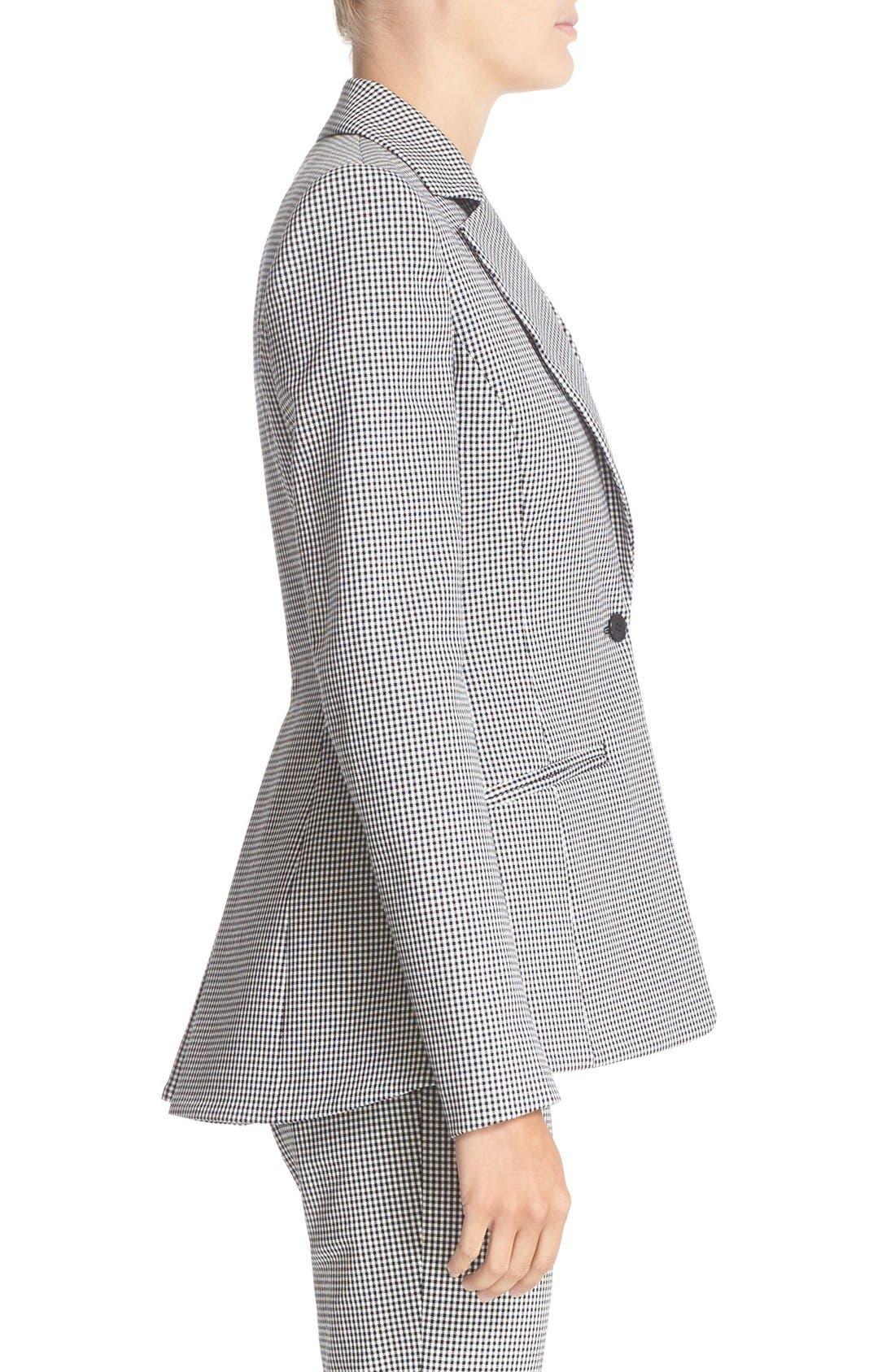 Alternate Image 6  - Altuzarra Acacia Mini Gingham Jacket