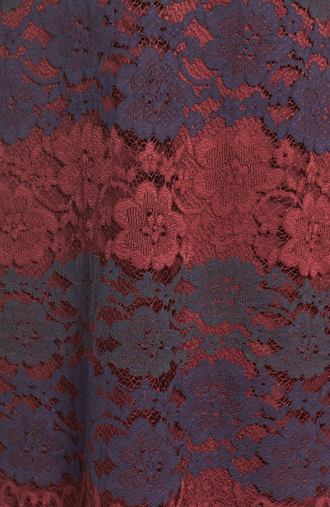 Alternate Image 6  - Maggy London Lace Fit & Flare Dress