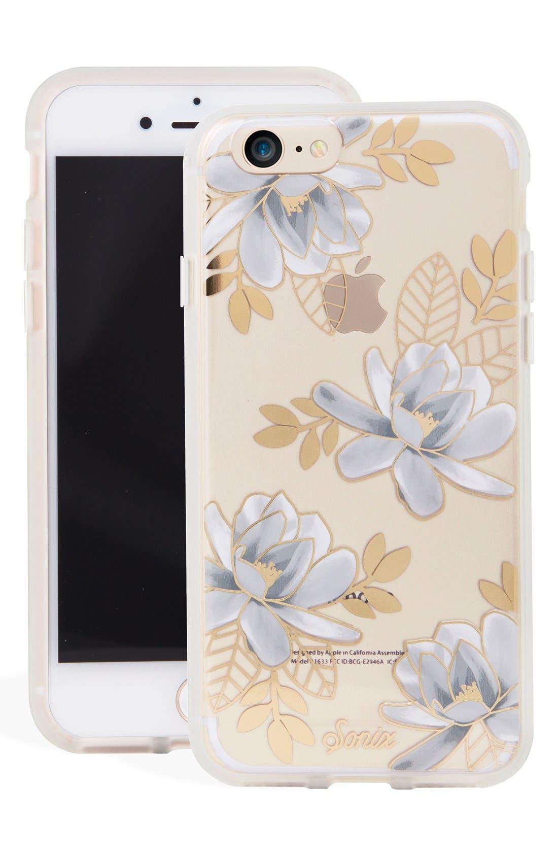 Main Image - Sonix Magnolia iPhone 7 & 7 Plus Case