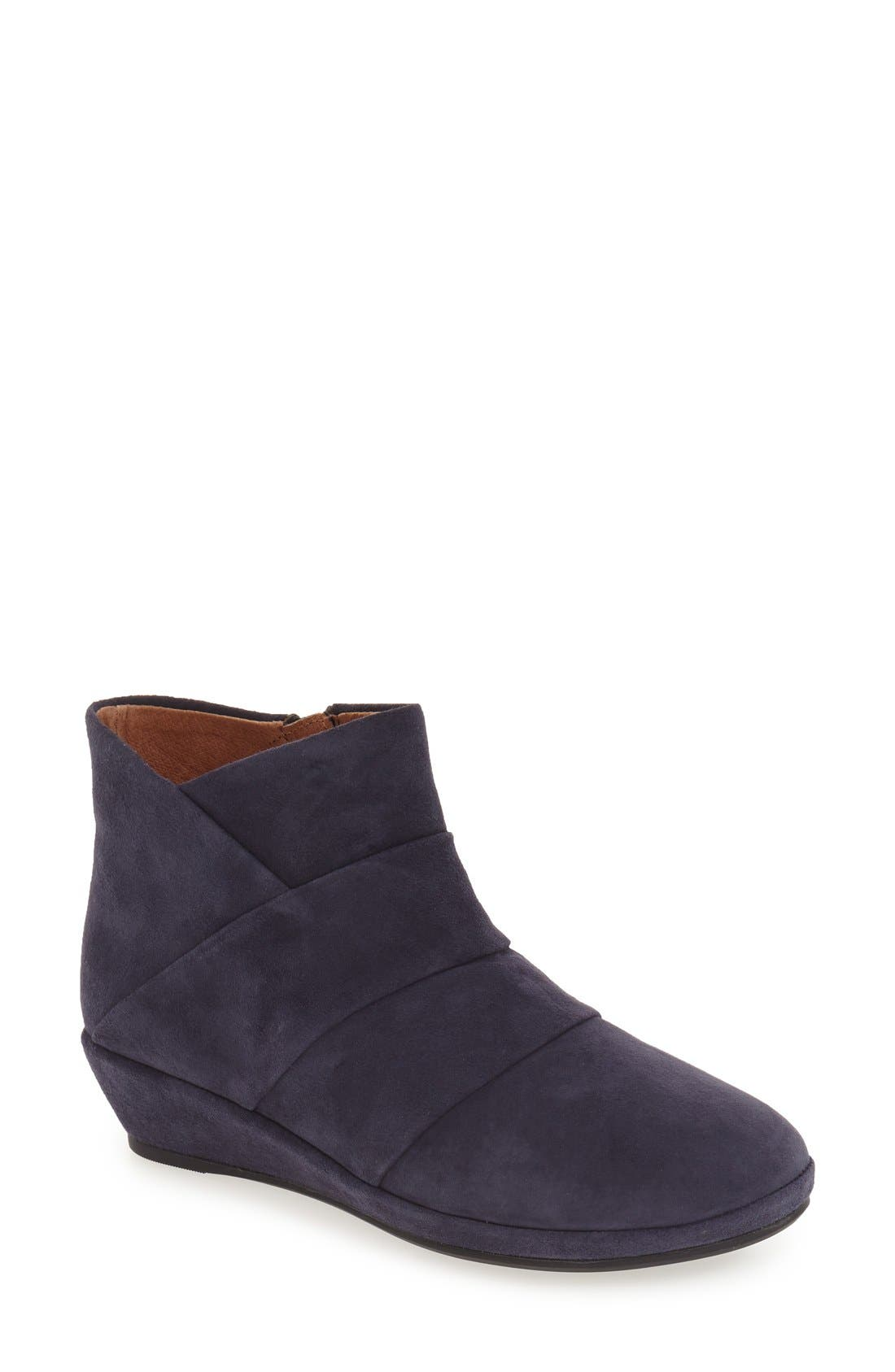 Gentle Souls 'Nori' Wedge Bootie (Women)