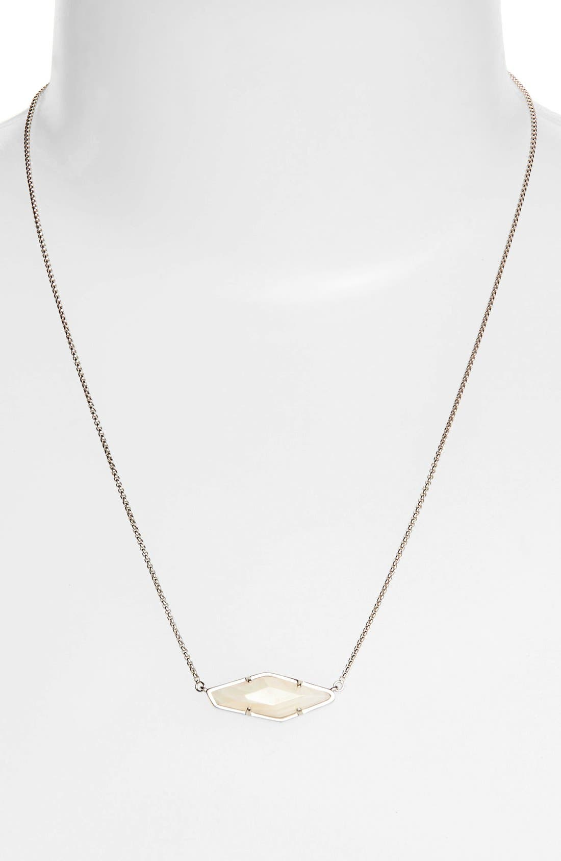 Alternate Image 2  - Kendra Scott 'Beth' Pendant Necklace